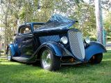 1933 Ford coup - Click on image for more info from owner