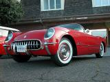 1954 Corvette (A real one)
