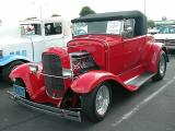 1931 Model A Ford Roadster - click image for much more info