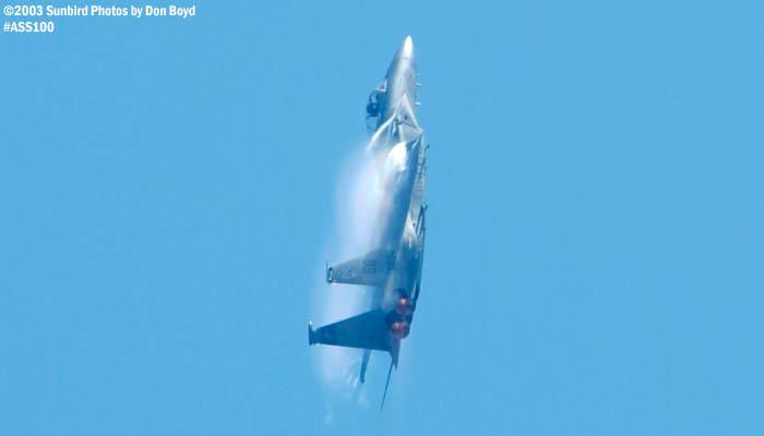 USAF F-15C-27-MC Eagle AF80-024 military aviation air show stock photo #4451