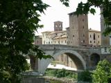 Tiber Bridge, Rome
