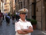 Rome Policeman