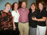 Kay, Jan, Lincoln, Lisa, Terry