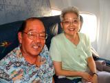 3AC's HNL CSA Load/Cashier Glenn & Cynthia on Vacation:  HNL-RAR-HNL-BUR-LAS-BUR-HNL!
