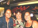 Aloha & Mahalo from Olivia, Mom & Margaret!