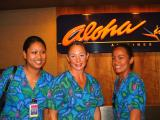 Aloha from Lihue's Front Counter - LIHTR