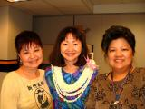 Welcome back to Harriet to HNL Station, Happy Birthday Wanda (ICS Agent) & Mahalo Hope (Clerk) w/ the Ready to Learn Campaign!
