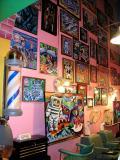 Wall Of Works - Seths Chop Shop