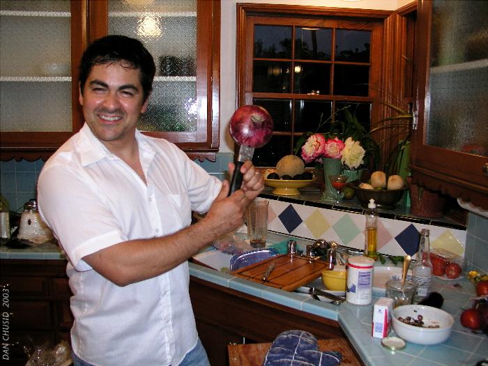 Enrique - Assistant Chef