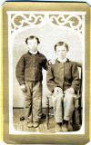 Arthur & Russell Graves (#41)