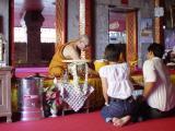 Doi Suthep monk