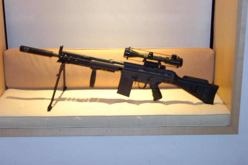 G3 SG1 Sniper