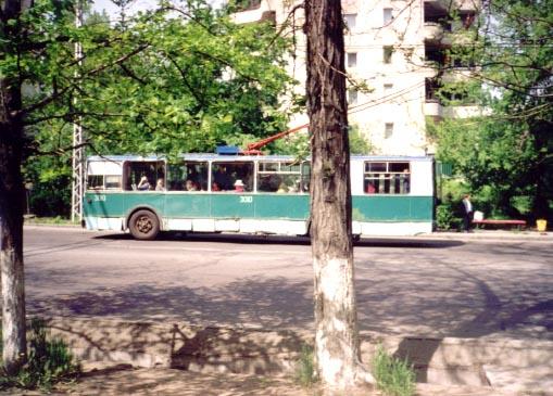 Almaty trolleybus