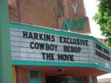 Harkins Theater on Mill avenue in Tempe Arizona