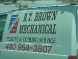R.T. Brown Mechanical  480-964-3807