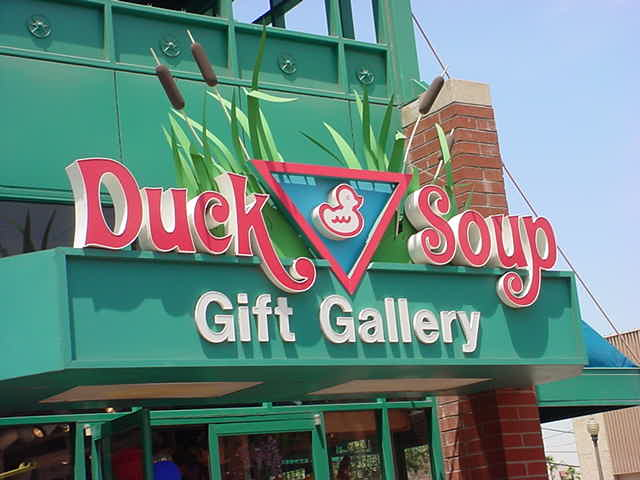 Duck Soup & gift gallery