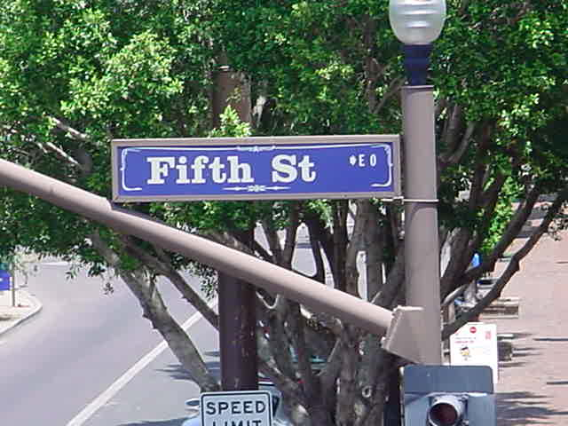 Fifth Street & Mill <br>Ave in Tempe Arizona