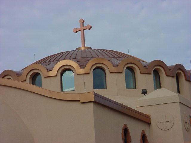 Assumption Greek <br>Orthodox Church<br> Scottsdale AZ