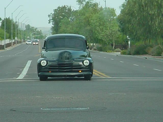 cool car in <br>Scottsdale Arizona
