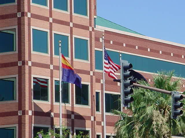Tempe Chase building<br>a thing of the past