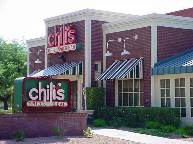 chilis in Tempe Arizona