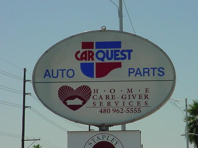Car Quest auto <br>parts in Mesa Arizona