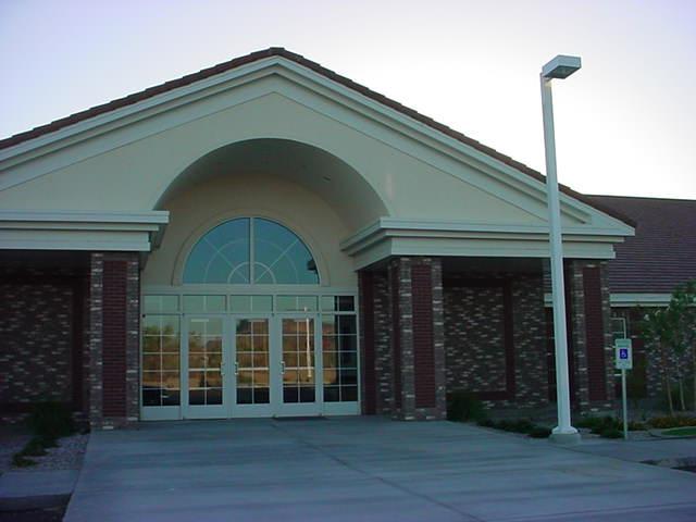 a church in Mesa Arizona
