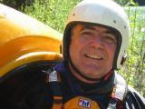 Pino Cassia del Gruppo Canoe Roma