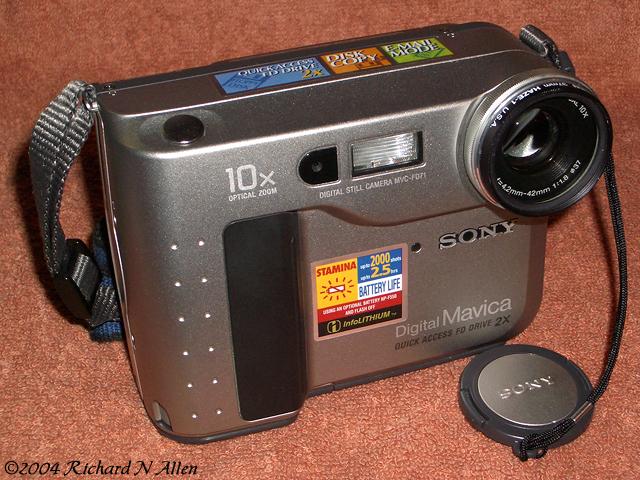 Sony MVC-FD71 (1998-99)