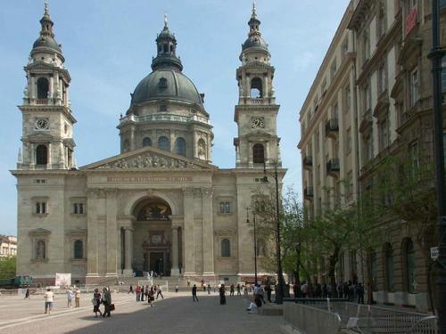 St.Stevens Basilica in Budapest