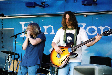 CONNELLY/BOWERS/THE STEEPWATER BAND
