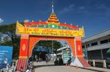 Gateway for a glimse of life in Burma