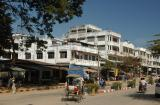 Main street of Tha Khilek