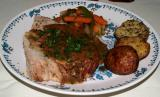 pork roast at Bouillon Soup (not on standard menu) smallfile DSCF0052.JPG
