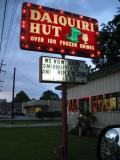 Welcome to the Daiquiri Hut, Y'all! A'yeee! Lafayette, Louisiana