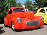 Willys - Twighlight Cruise 6/4/2003
