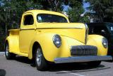 Willys pickup - Twighlight Cruise 6/4/2003