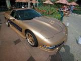 50th Anniversary Guldstrand Signature edition Z06 w/ 427, 500 HP motor