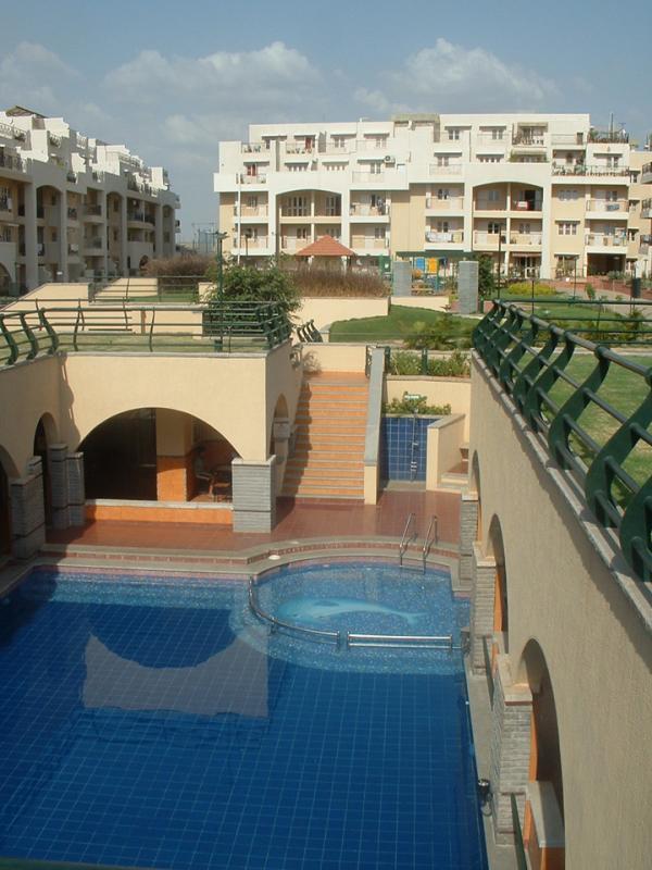Modern Apartments, Mantri Paradise, Bangalore