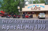 May Day Ride, 1999