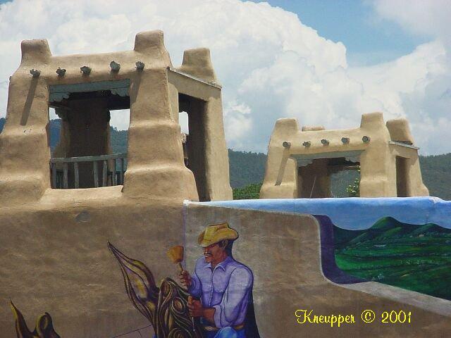 Mural Taos