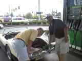 1st tank of gas in Seattle