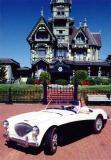 Eureka Mansion and Dan