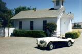 Napa Valley church