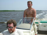 Cruising the Intracoastal with Uncle Paul