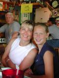 My girls at Dunleavey's