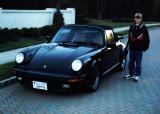 Porsche and Tim a few years back