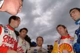 Michel Jourdain , Christian Fittipaldi , Cristiano da Matta , Jimmy Vasser ,Dario Franchitti
