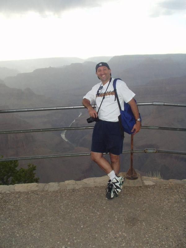 Me at the Canyon!
