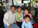 Kaneshiro 'Ohana Bound for LAS